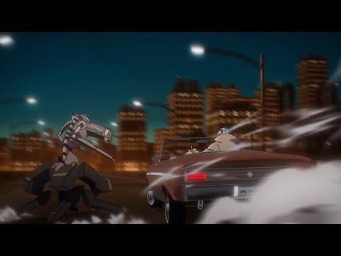 , title : '[HD] ノー・ガンズ・ライフ No Guns Life OP [浅井健一 - MOTOR CITY]'