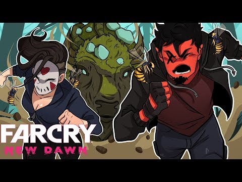 Beard oil - ATTACK OF THE MUTANT BEASTS!  Far Cry New Dawn Funny Moments (w/ H2O Delirious)