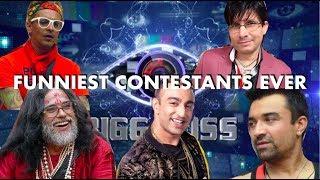 Video Bigg Boss Funniest Contestants Ever TOP 5 MP3, 3GP, MP4, WEBM, AVI, FLV Januari 2018