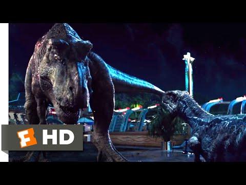 Jurassic World (2015) - Dinosaur Alliance (10/10)   Jurassic Park Fansite