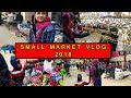 ANISHKA'S KITCHEN SMALL MARKET VLOG 2018 | INDIAN YOUTUBER VLOG | SHOPPING MARKET IN DELHI