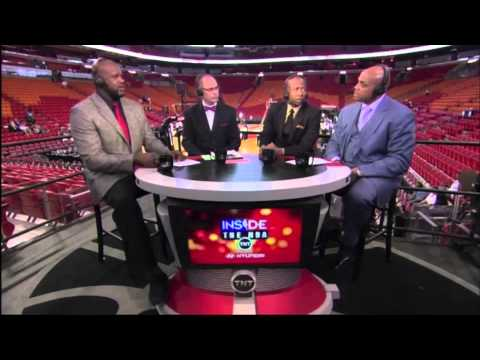 Inside The NBA – Top 10 Hillarious moments
