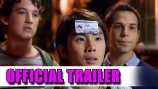21&Over Official Trailer (2013)