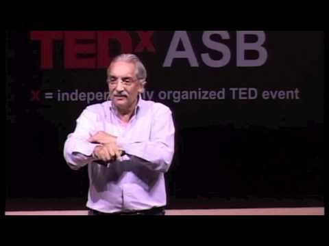 Seeking Sanctuary: Bittu Sahgal at TEDxASB
