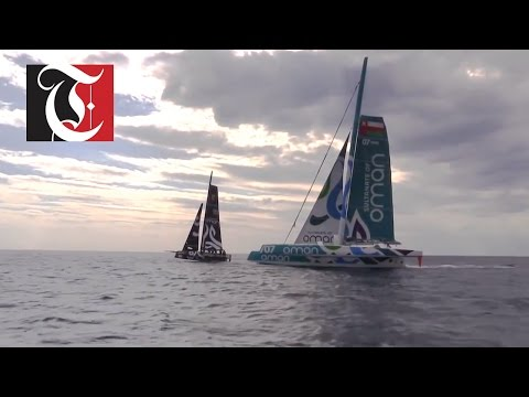 Oman Sail MOD70's crew member Mohammad Al Alawi goes missing in the waters off Croatia