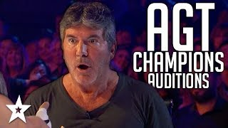 Video The Champions on America's Got Talent 2019 | Auditions | WEEK 1 | Got Talent Global MP3, 3GP, MP4, WEBM, AVI, FLV Agustus 2019