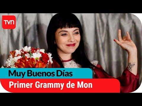 ¡Mon Laferte logra su primer Grammy Latino! | Muy buenos días