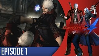 Nonton  Devil May Cry 4  Legendary Dark Knight    Episode 1 Film Subtitle Indonesia Streaming Movie Download