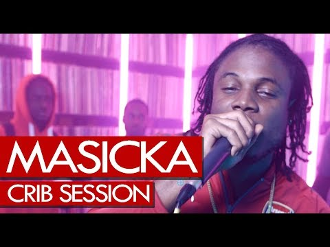 Masicka freestyle – Westwood Crib Session