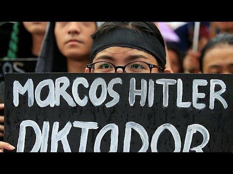 Φιλιππίνες: Ο Πρόεδρος Ντουτέρτε αποκαθιστά και τιμά τον δικτάτορα Μάρκος
