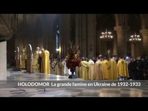 Notre Dame deParis. Messe derite byzantin— 1ère partie