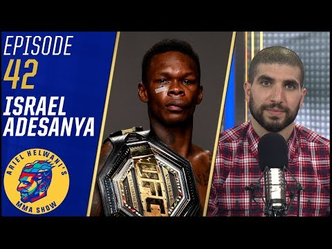Israel Adesanya Calls Jon Jones A Bully, Wants To Fight Robert Whittaker | Ariel Helwani's Mma Show
