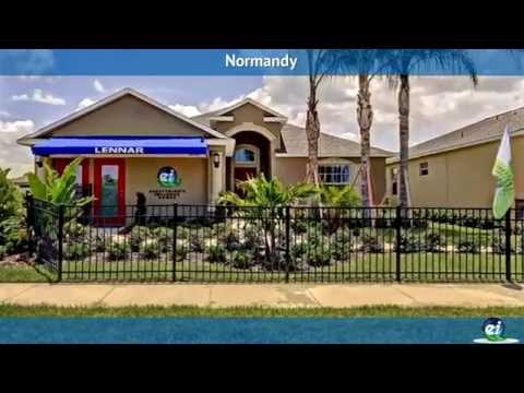 Normandy model home