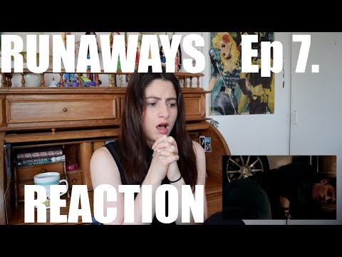Runaways - Season 1 Episode 7 Reaction Video