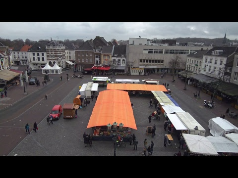 Live-Cam: Niederlande - Sittard - Marktplatz / Town ...