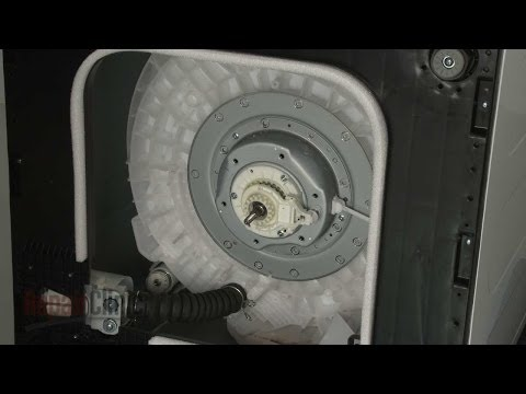 Clutch and Tub Bearing Replacement (part #3661EA1009F) – LG Top Load Washer Repair