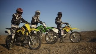 6. Women Riders Day 2: DR-Z125 & KLX140 - MotoGeo Review