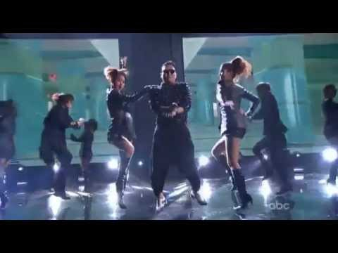 PSY – Gangnam Style (Live 2012 American Music Awards) AMA