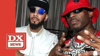 DMX & Swizz Beatz Spotted In The Studio Cooking Up Some New Music