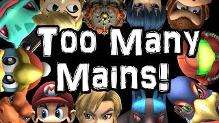 """Too Many Mains!"" 