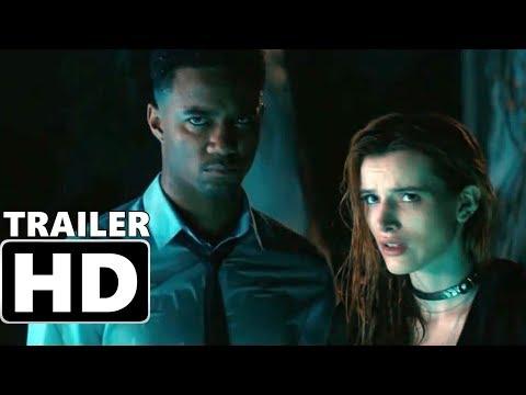 RIDE - Trailer (2018) Bella Thorne, Jessie T. Usher Thriller Movie