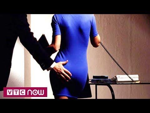Ám ảnh nạn quấy rồi tình dục nơi công sở - Thời lượng: 2 phút, 57 giây.