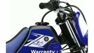 10. 2014 Yamaha PW 50 - Walkaround, Info