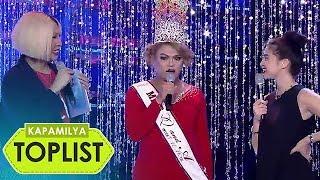 Video Kapamilya Toplist: 12 wittiest and funniest contestants of Miss Q & A Intertalaktic 2019 - Week 4 MP3, 3GP, MP4, WEBM, AVI, FLV September 2018