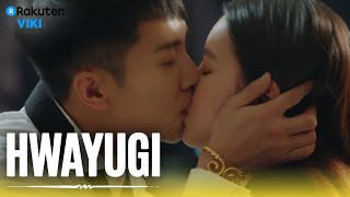 Video Hwayugi - EP18 | Makeup and HOT KISS [Eng Sub] MP3, 3GP, MP4, WEBM, AVI, FLV Maret 2018