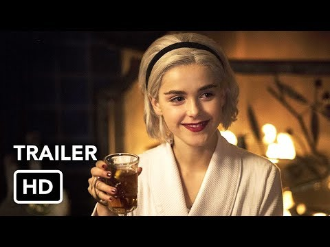 Chilling Adventures of Sabrina: A Midwinter's Tale Trailer (HD) Netflix Holiday Special