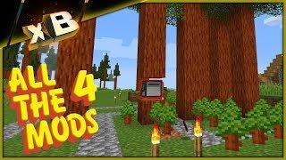 Turtle Tree Farm in 1.14! :: All The Mods 4 :: E04