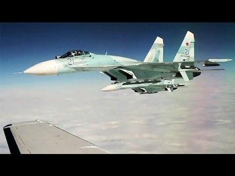 Αμερικανικά μαχητικά αεροσκάφη αναχαίτισαν ρωσικά στην Αλάσκα
