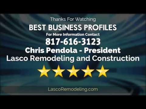 Chris Pendola   President Of Lasco Remodeling and Construction  Find A Great Contractor