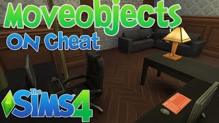 A short tutorial I made for the new Sims 4 moveobjects on mod. Any questions?? leave a comment!Find me on twitter: https://twitter.com/Jasonmazdatweetfind me on the gallery: search jasonmazda2How to Install the Mod:Mod link: http://modthesims.info/download.php?t=535846Step 1)  Register to Mod the Sims (you have to do this to download the mod, it takes like a minutue)Step 2) Drag the files to My documents/electronic arts/the Sims 4/ModsStep 3) Enable script mods in your game options (shown in video)