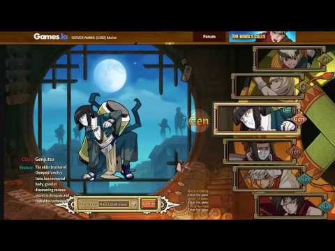 Ultimate Naruto: Lets Test - Browsergame - Ultimate N ...
