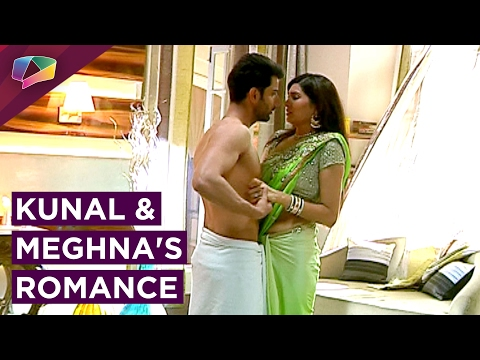 Kunal & Meghna to get romantic | Swabhimaan | Colors TV