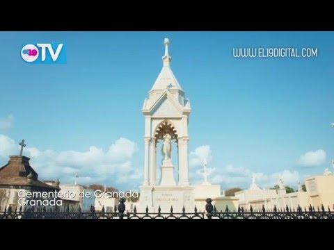 Orgullo de mi País: Cementerio de Granada