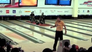 PBA-World Tour Bowling #14 Thailand 2013 Final Match G1