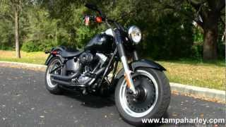 3. Used Harley Davidson Fatboy Lo for sale - Call Price Specs Review