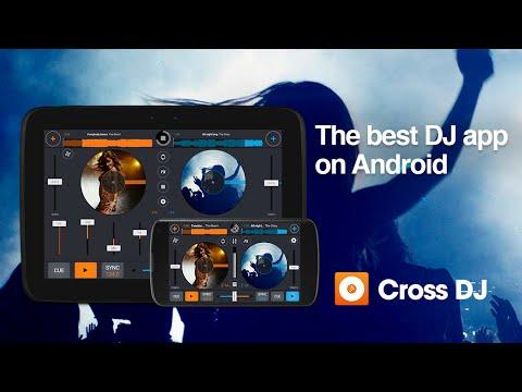 Video of Cross DJ Pro