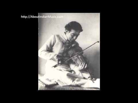 Lalgudi Jayaraman - Charukesi Varnam - Innam en manam - Violin