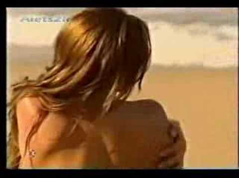 Silvina Luna en Topless