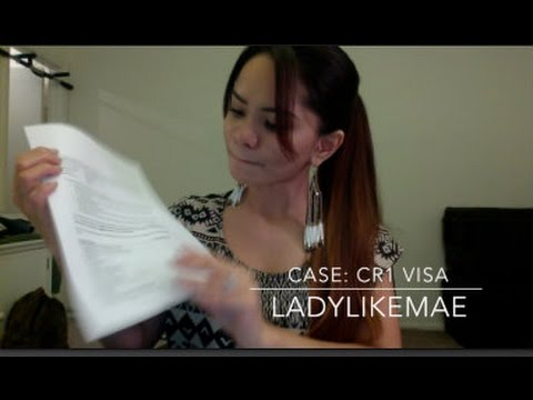(CR1 Visa) Sharing my experience during the embassy interview.