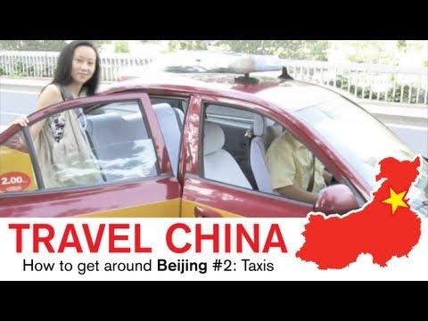 Urlaub in China - Wie man in Beijung herumkommt #2 taxi