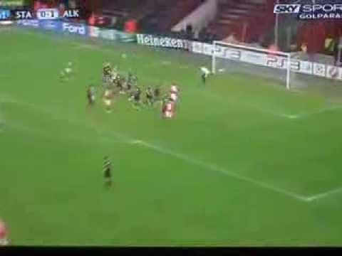 Sinan Bolat 'ın Son dakika attı gol '--