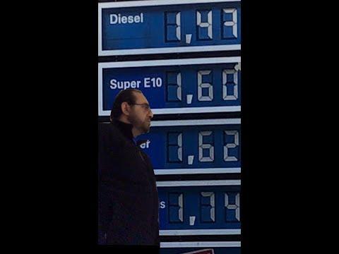 GERMANIA: quanto costa la benzina ?