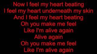 Coldplay - Adventure of a Lifetime (lyrics) Video