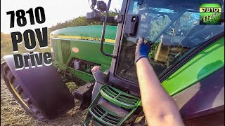 Video John Deere 7810 - POV Harvest & SOUND (60FPS) MP3, 3GP, MP4, WEBM, AVI, FLV April 2019