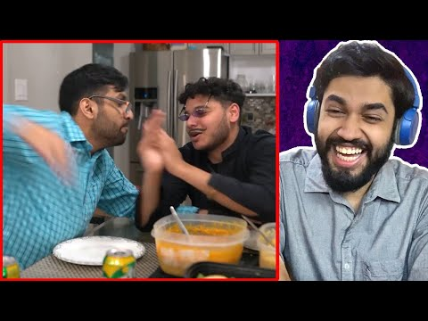 Reacting to BROWN PARENTS AND GUESTS - Zaid Ali