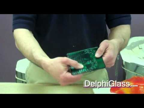 How to Use Fiber Products in Fusing | Delphi Glass